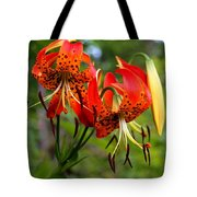 Turkish Cap Lily  Tote Bag