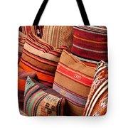 Turkish Cushions 03 Tote Bag by Rick Piper Photography