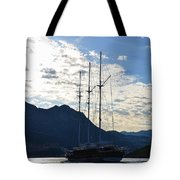 Turkish Dawn Tote Bag