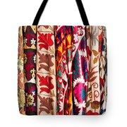 Turkish Textiles 02 Tote Bag