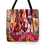 Turkish Textiles 03 Tote Bag