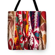 Turkish Textiles 04 Tote Bag