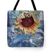 Turn Of Summer Tote Bag