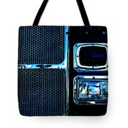Turn Signal Fire Engine Number Five Tote Bag by Bob Orsillo
