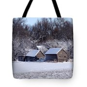 Turn The Page Winter Edition Tote Bag