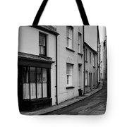 Turning Back Tote Bag by Doug Wilton