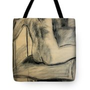 Turning Beauty Tote Bag