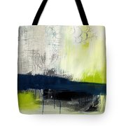 Turning Point - Contemporary Abstract Painting Tote Bag
