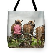Turning The Earth Tote Bag