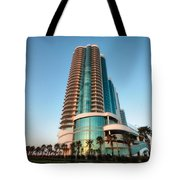 Turquoise Place Rising Tote Bag