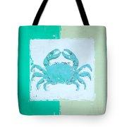 Turquoise Seashells Xv Tote Bag