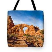 Turret Arch Tote Bag