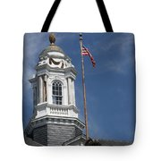 Turret Main Post Office Annapolis Tote Bag