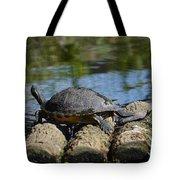 Turtle Float Tote Bag