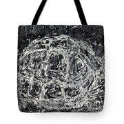 Turtle - Oil Portrait Tote Bag