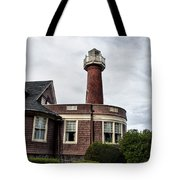 Turtle Rock Light House In Philly Tote Bag