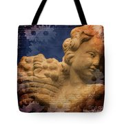 Tuscan Angel Tote Bag