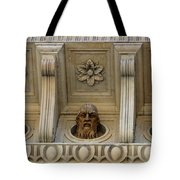 Tuscan Architectural Details Tote Bag