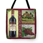 Tuscan Collage 1 Tote Bag