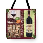 Tuscan Collage 2 Tote Bag