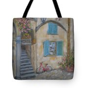 Tuscan Delight Tote Bag by Mohamed Hirji