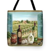 Tuscan Delights Tote Bag by Marilyn Dunlap