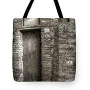 Tuscan Doorway Tote Bag