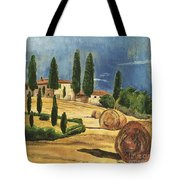 Tuscan Dream 2 Tote Bag by Debbie DeWitt