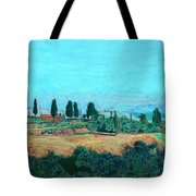 Tuscan Farm Tote Bag
