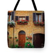 Tuscan Homes Tote Bag