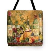Tuscan In Vino Veritas Tote Bag