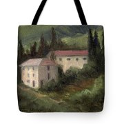 Tuscan Landscape II Tote Bag