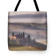 Tuscan Morning Tote Bag