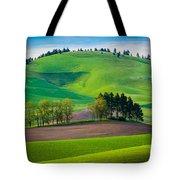 Tuscan Palouse Tote Bag