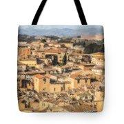 Tuscan Rooftops Siena Tote Bag