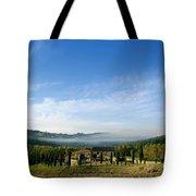 Tuscan Sky Vineyard Tote Bag