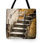 Tuscan Staircase Tote Bag