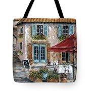 Tuscan Trattoria Tote Bag