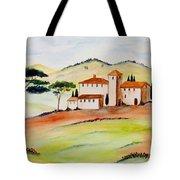 Tuscany-again And Again Tote Bag