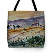 Tuscany Landscape 1 Tote Bag