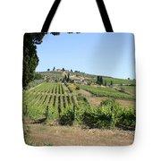 Tuscany Vineyard II Tote Bag