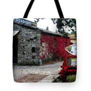 Tuscany Vineyard  Tote Bag