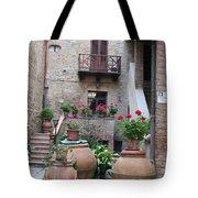 Tuscany Yard Tote Bag