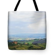Tuscany's Special Light Tote Bag