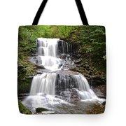Tuscarora Falls Tote Bag