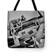 Tuskegee Mechanics Tote Bag
