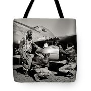 Tuskegee Preflight Tote Bag