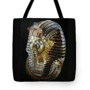Tutankamon's Golden Mask Tote Bag