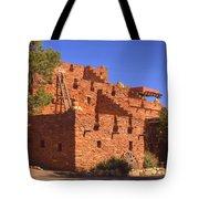 Tuzigoot Museum And Ruins Arizona Tote Bag