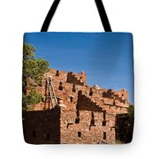 Tuzigoot Native American Ruins Arizona 1 Tote Bag
